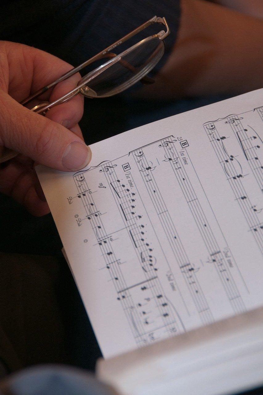 choir, sing, sample